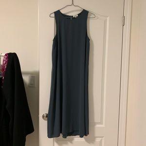 Wilfred sleeveless midi dress